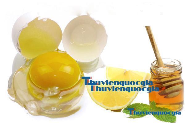 Cách dưỡng da toàn thân kết hợp dầu dừa và lòng trứng gà