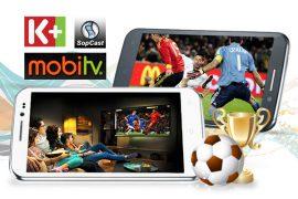 phần mềm xem bóng đá trực tuyến