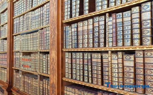 Thư viện của Viện Khoa học hàn lâm Nga