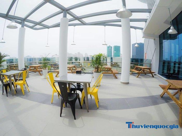 Thư viện Đại học Tôn Đức Thắng, TP HCM
