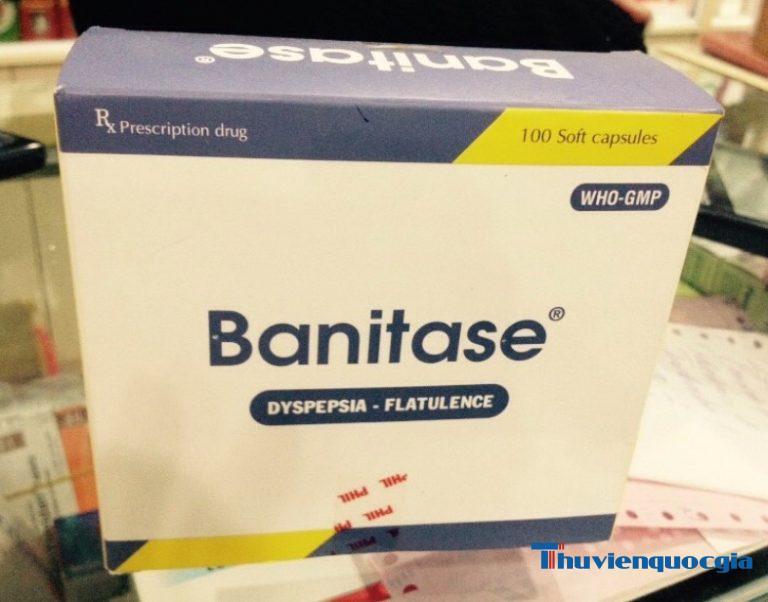 thuốc banitase có tác dụng gì