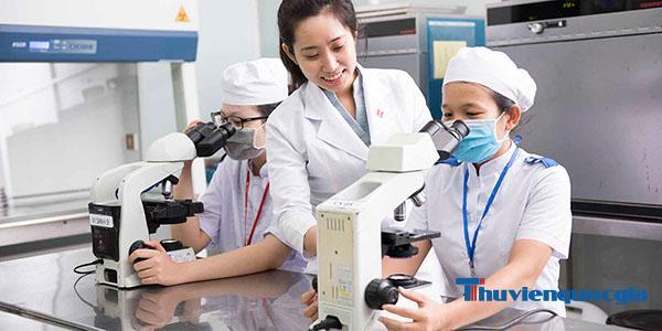 Xét nghiệm Y học được xem là ngành học có tính ứng dụng cao