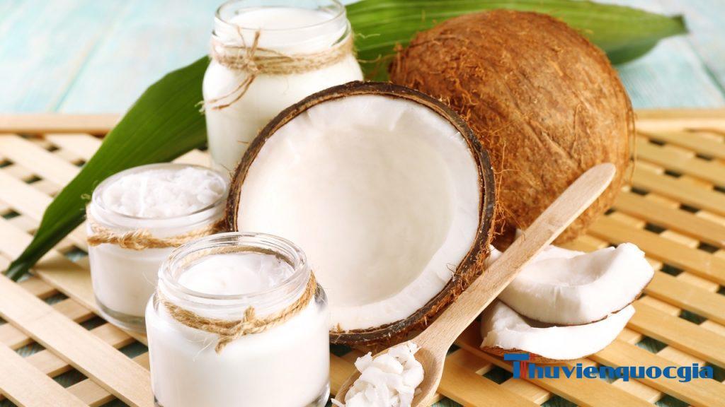 Cách dưỡng da toàn thân kết hợp dầu dừa và sữa chua