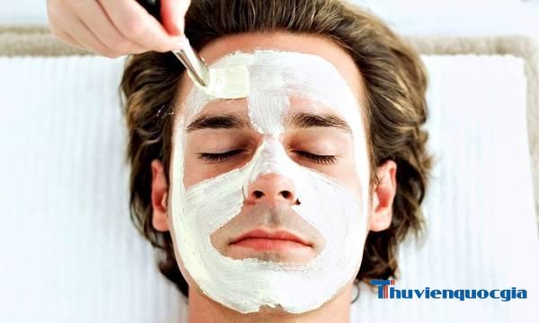 Cách làm trắng da mặt cho nam nhanh nhất, hiệu quả cao