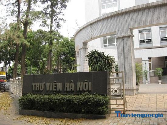 Thư viện Hà Nội