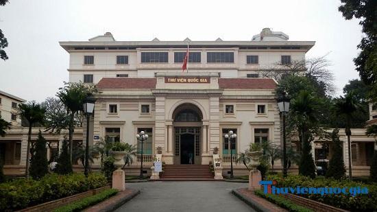 Thư viện quốc gia – Thư viện Hà Nội