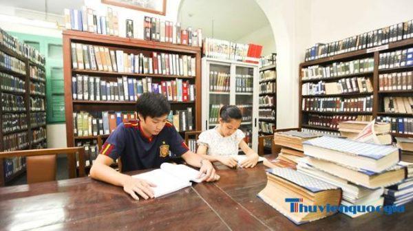 Thư viện Đại học Y Hà Nội: Thông tin tổng quan
