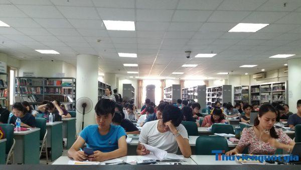 Thư viện Hà Nội: Một số thông tin bạn đọc cần nắm