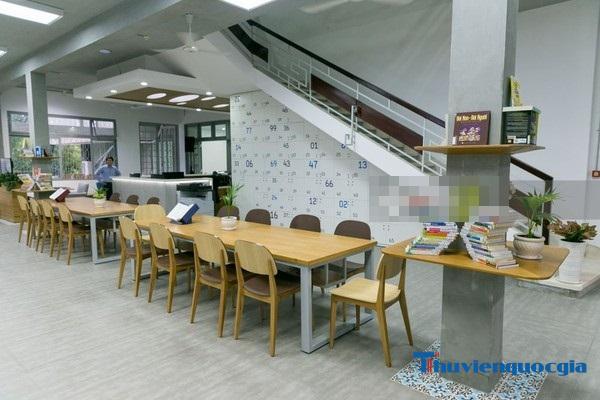 Thư viện thành phố Hồ Chí Minh - Thư viện điện tử S.Hub