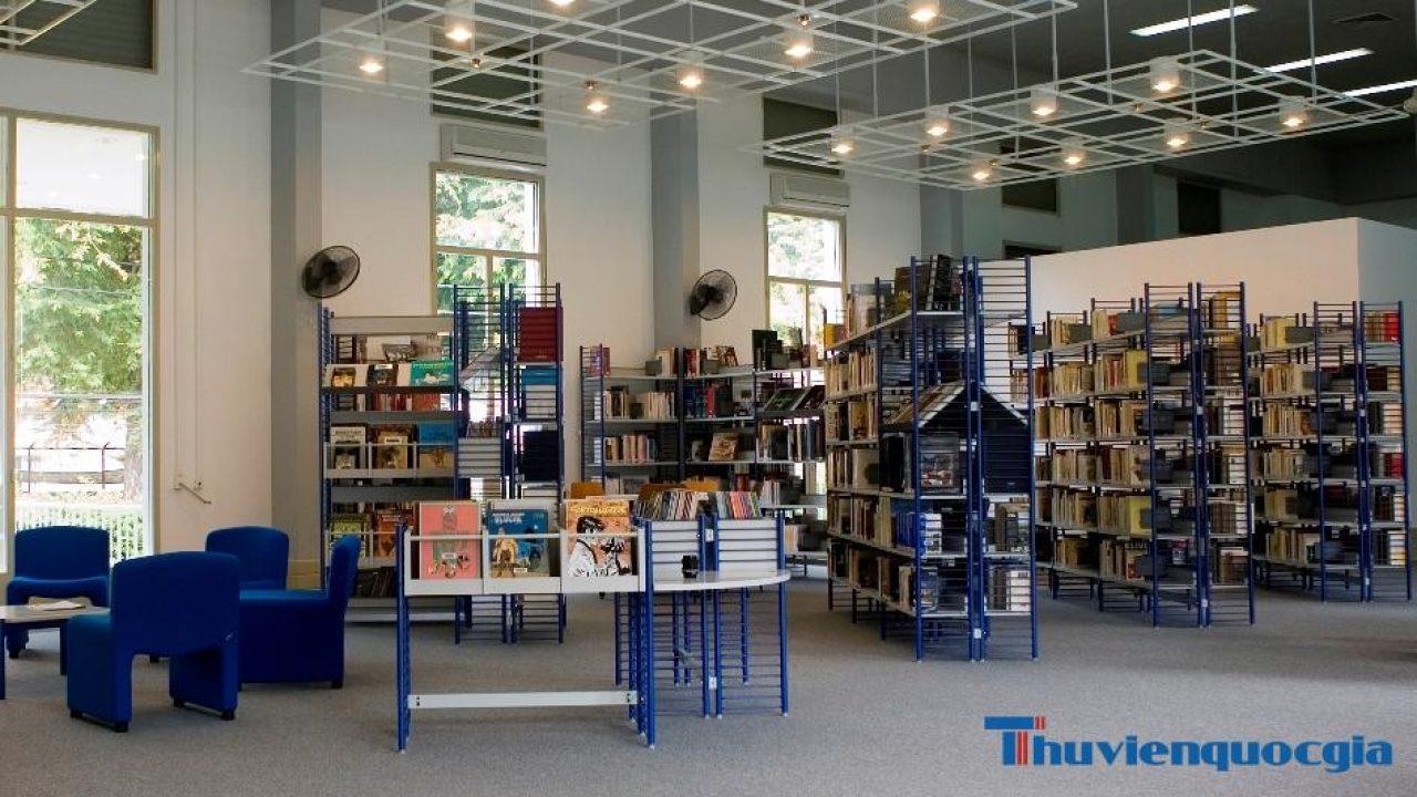 Top 5 thư viện thành phố Hồ Chí Minh nhất định phải ghé qua