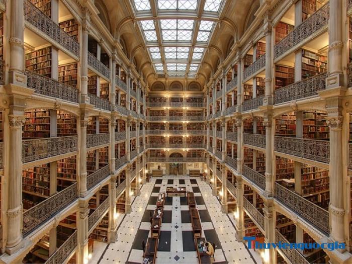 Thư viện đại học Harvard