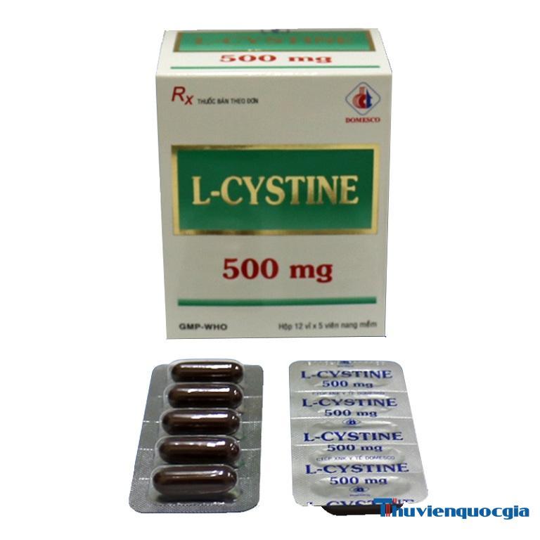 thuốc l-cystine là thuốc gì