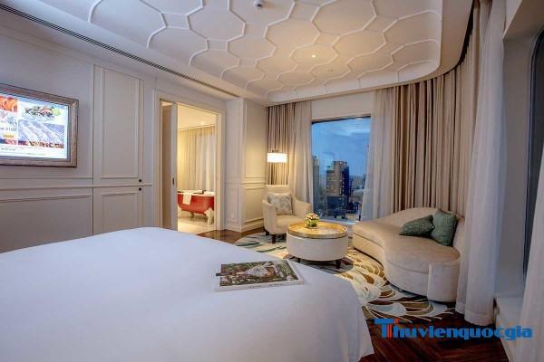 Phòng khách sạn 5 sao cần đầy đủ tiện nghi